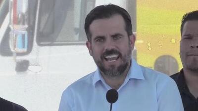 """""""Es un gran pataleo de su parte"""": Ricardo Rosselló responde a demanda de la Junta"""