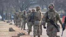 Guardia Nacional envía 200 soldados boricuas para la toma de posesión de Joe Biden