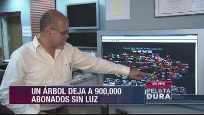 Nuevo apagón deja a miles de personas sin electricidad en Puerto Rico
