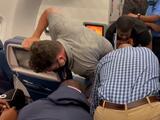 """Desvían vuelo de Delta desde LAX hacia Atlanta tras supuesta """"amenaza terrorista"""""""