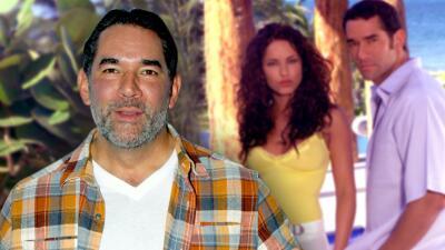 Eduardo Santamarina quiere estar en el 'remake' de la telenovela Rubí y ya eligió un personaje