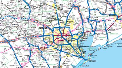 Los mapas que necesitas si tienes que evacuar y no sabes qué ruta tomar