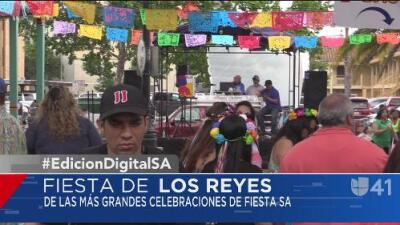 """Así arrancó """"Fiesta"""", una de las celebraciones más importantes de San Antonio"""