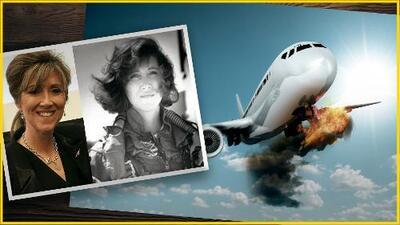 Mujer piloto, con nervios de acero, salvó a 148 pasajeros en medio del caos
