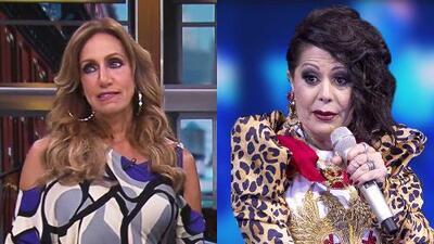 """A La Flaca le """"parte el alma"""" ver a Alejandra Guzmán afectada al dedicarle una canción a Frida Sofía"""