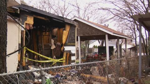 Una familia hispana en Dallas demanda a la compañía Atmos por una explosión de gas en su vivienda