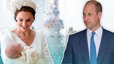 Lo prepararon hace siete años: William y Kate sirvieron rebanadas de su pastel de bodas, en el bautizo del príncipe Louis