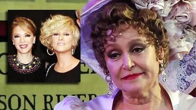 Conmovida, Daniela Romo confiesa si siente temor por el cáncer tras la muerte de Christian Bach y Edith González