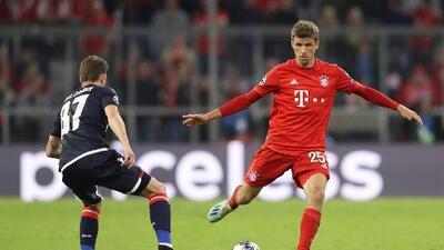 Cómo ver Olympiakos vs. Bayern Münich en vivo, Champions League