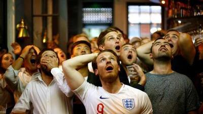 Más angustia para Inglaterra en el Mundial