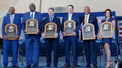 ¡Nuevos inmortales! Los elegidos al Salón de la Fama de la MLB