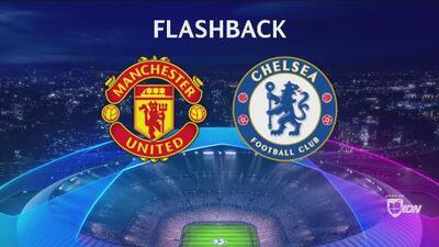 La última vez de una Final entre clubes ingleses: Manchester United le ganó por penales al Chelsea