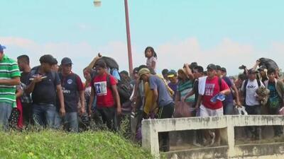Después de México, Guatemala también se suma a los esfuerzos por frenar la migración ilegal hacia EEUU