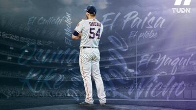 Apodos de mexicanos en el 'MLB Players Weekend'