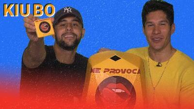 Chyno Miranda lleva puesto su último sencillo 'Me provoca', mira cómo
