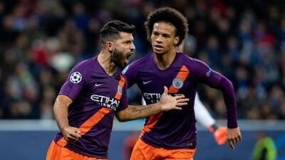 Con rótulo de favorito, Manchester City visitará al Schalke 04 en Alemania