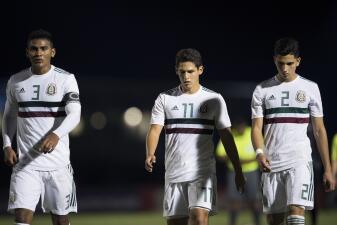En fotos: México cae por 2-0 ante Estados Unidos en la Final de Premundial Concacaf Sub 20