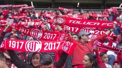 Toluca y Morelia empatan 2-2 y los Diablos Rojos pasan a semifinal