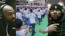 República Dominicana le gana a Rusia para obtener el record Guinness de mayor cantidad de personas bailando merengue