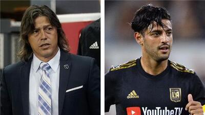 Matías Almeyda vs Carlos Vela: el duelo que domina la previa de la quinta jornada de MLS