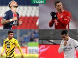 UEFA Champions League: las ausencias destacadas de cuartos de final en sus partidos de vuelta