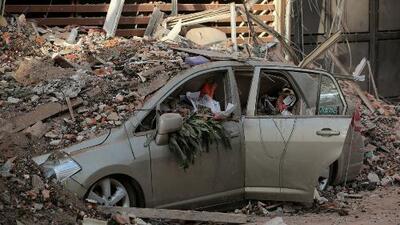 Al menos 70 personas fallecidas en Morelos tras terremoto en México