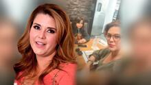 Alicia Machado habría sido amenazada para no mencionar el nombre del padre de su hija en autobiografía