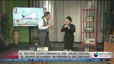 """Primera Hora: """"El Diario de Karen"""" una obra de teatro acerca del abuso infantil llega a Chicago"""