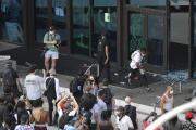 Departamento de Policía de Atlanta preparado ante posibles protestas en la ciudad tras juicio por la muerte de George Floyd