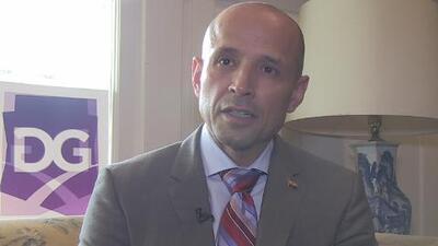 David García se postula para candidato a gobernador de Arizona