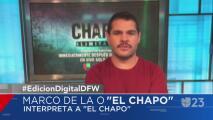 """Marco de la O nos habla del episodio final de """"El Chapo"""""""