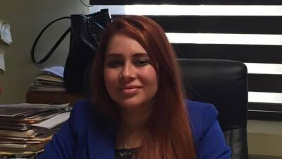 """Quién es la diputada acusada de reunirse con """"El Chapo"""""""