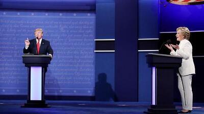 Cuatro mentiras y una verdad en el tercer debate presidencial