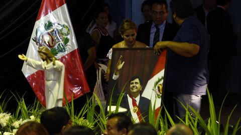 """En la última entrevista que concedió, Alan García acusaba de """"asesinato moral"""" a quienes lo señalaban"""