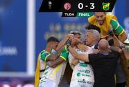 Defensa y Justicia hace historia al ganar la Copa Sudamericana