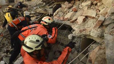 Conoce a los 'Topos', los mexicanos que están rescatando a los atrapados entre los escombros
