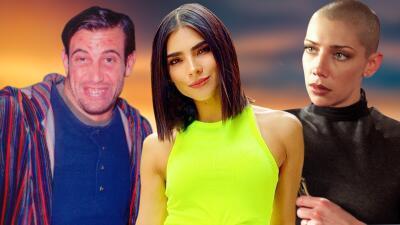 Alejandra Espinoza en 'Rubí' y otros actores que cambiaron de look radicalmente para un personaje