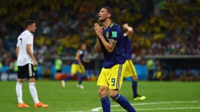 ¡Tiembla Suecia! Su gran figura podría perderse el duelo ante México por error en el doping