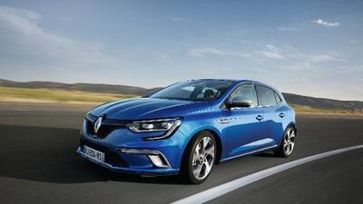 Frankfurt 2015: Renault Megane 2016