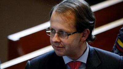EEUU extradita a exministro de Agricultura de Colombia condenado por malversación