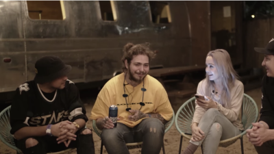Post Malone Talks Being White In Hip Hop Culture with Dana Cortez