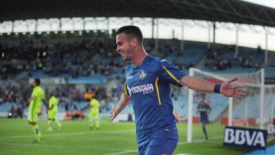 Getafe 3-0 Levante: Álvaro Vázquez el verdugo del Levante