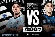 Domingo de acción en MLS con los Playoffs del Oeste