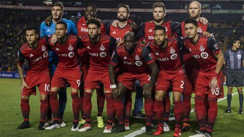 ¿Parte Toronto como favorito para el título de la Liga de Campeones de la Concacaf?