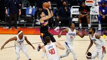 Los Phoenix Suns quedan dentro de los Playoffs por primera vez desde el 2010