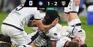 ¡Debacle! Napoli pierde de último minuto en debut de Gattuso sin Chucky