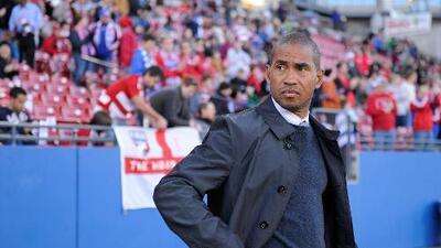 Sobre el final de la temporada, Colorado Rapids nombra a un nuevo entrenador
