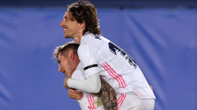 ¡Más ardiente que nunca! Así LaLiga tras el triunfo del Real Madrid
