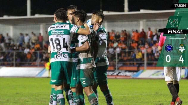 Los 'corren' de la Copa MX