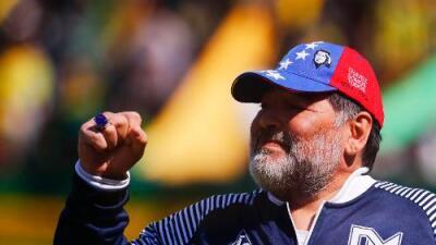 Dorados deja puerta abierta al regreso de Maradona